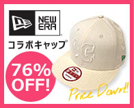 【Cosme Kitchen×NEW ERA】NEW ERA 950 organic cotton OG