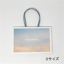 【Cosme Kitchen】CK SHOP袋<3サイズ>(Sサイズ)