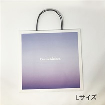 【Cosme Kitchen】CK SHOP袋<3サイズ>(Lサイズ)