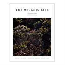 【Cosme Kitchen】BOOK「THE ORGANIC LIFE ーInterviewー」VOL.1<数量限定>