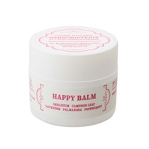 【Cosme Kitchen HERBORISTERIE】HAPPY BALM