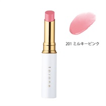 【to/one】ペタル エッセンス リップ<全30色>(201:ミルキーピンク - 201:Milky Pink)