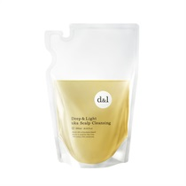 【uka】Scalp Cleansing Deep & Light Refill