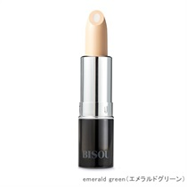 【yUKI TAKESHIMA】BISOU Enhancing Stick<全6色>(emerald green(エメラルドグリーン))