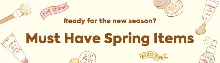 Must Have Spring Items