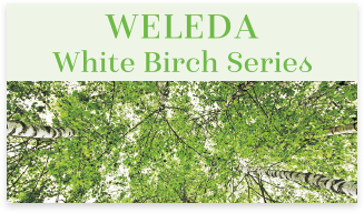WELEDA White Birch Series