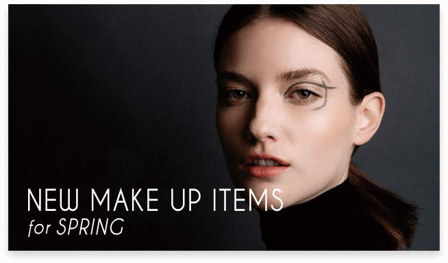 New MAKE UP ITEMS