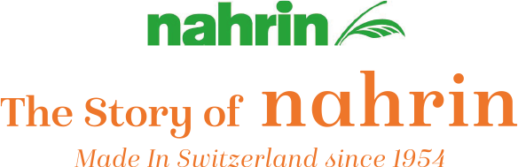 nahrin The Story of nahrin Made In Switzerland since 1954